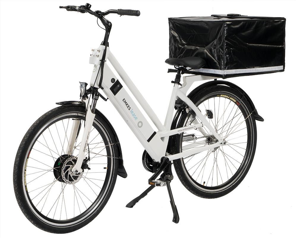 e bikes bezorgscooters en e bikes emkes lease. Black Bedroom Furniture Sets. Home Design Ideas